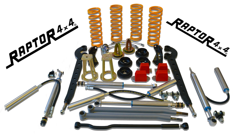 SUSPENSION LIFT KIT +7 5 CM